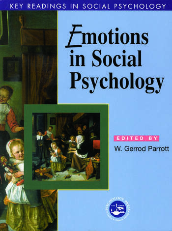Emotions in Social Psychology Key Readings book cover