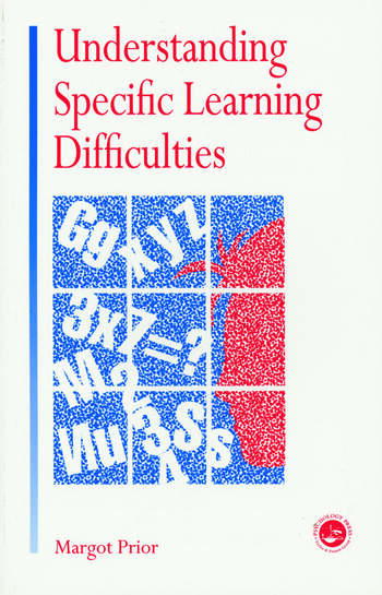 Understanding Specific Learning Difficulties book cover