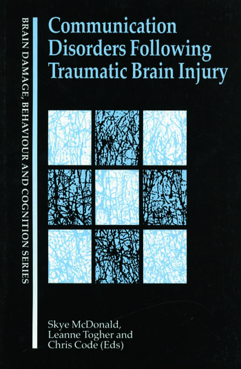 Communication Disorders Following Traumatic Brain Injury book cover