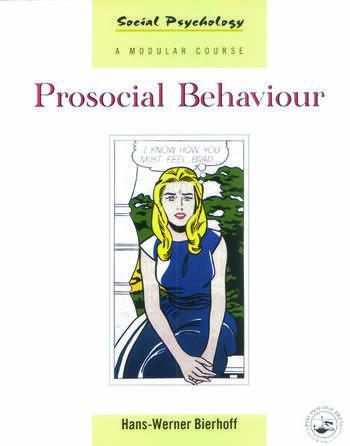 Prosocial Behaviour book cover