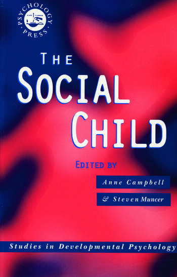 The Social Child book cover