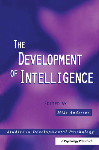 The Development of Intelligence book cover
