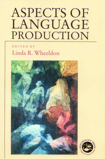 Aspects of Language Production book cover