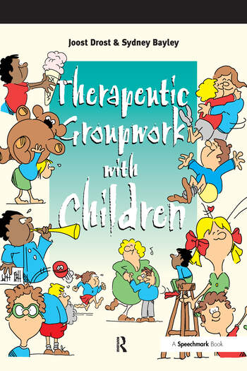 Therapeutic Groupwork with Children book cover