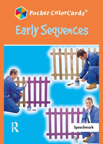Early Sequences: Colorcards book cover