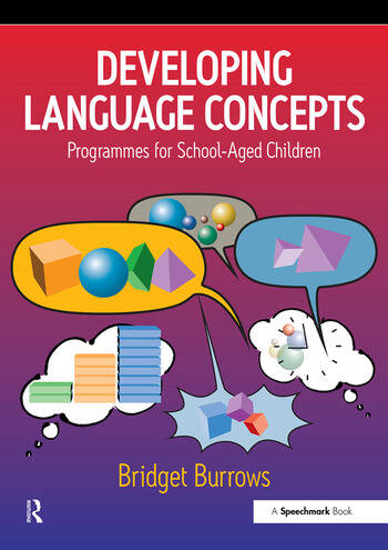 Developing Language Concepts Programmes for School-Aged Children book cover