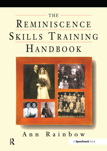 The Reminiscence Skills Training Handbook book cover