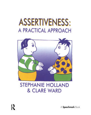 Assertiveness A Practical Approach book cover