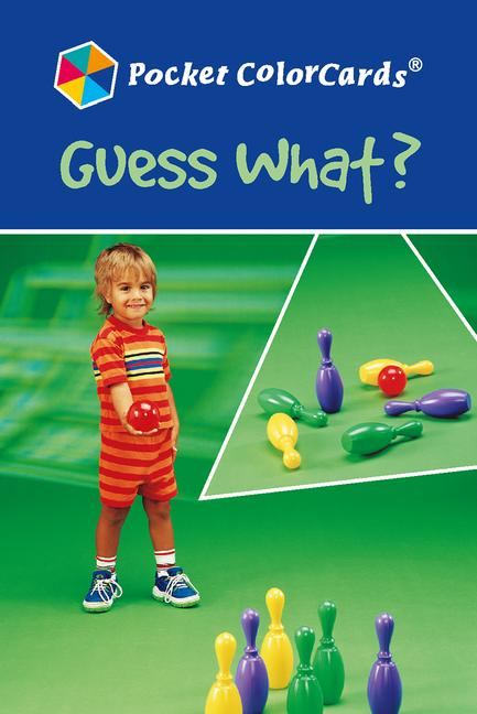 Guess What?: Colorcards book cover