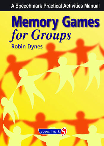 Memory Games for Groups book cover