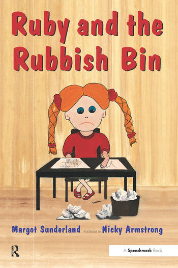 Ruby and the Rubbish Bin A Story for Children with Low Self-Esteem book cover