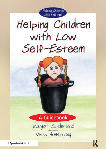 Helping Children with Low Self-Esteem A Guidebook book cover