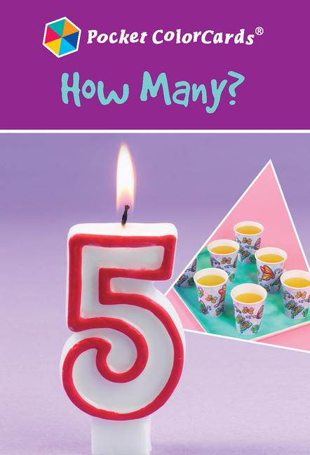 How Many?: Colorcards book cover