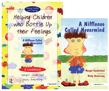 Helping Children Who Bottle Up Their Feelings & A Nifflenoo Called Nevermind Set book cover