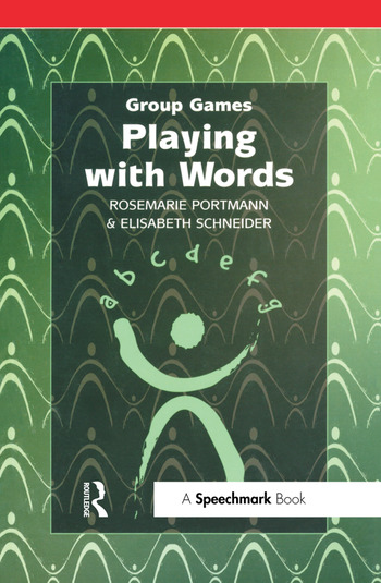 Playing with Words book cover