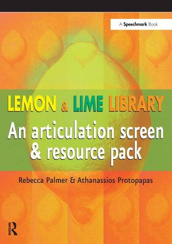 Lemon and Lime Library An Articulation Screen and Resource Pack book cover