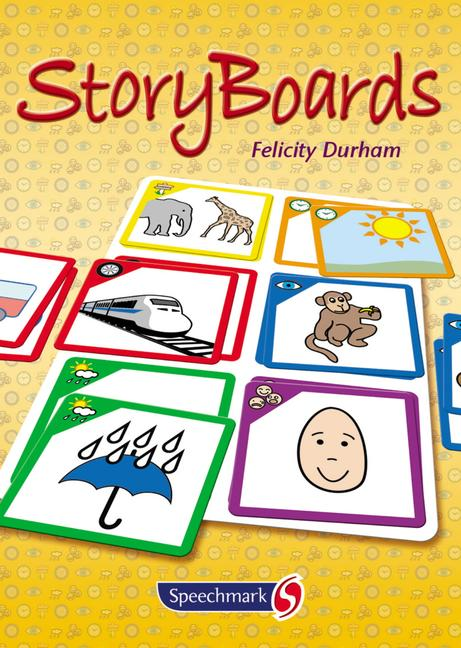 Storyboards book cover