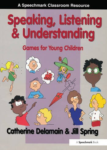 Speaking, Listening & Understanding Bookspan Edition book cover