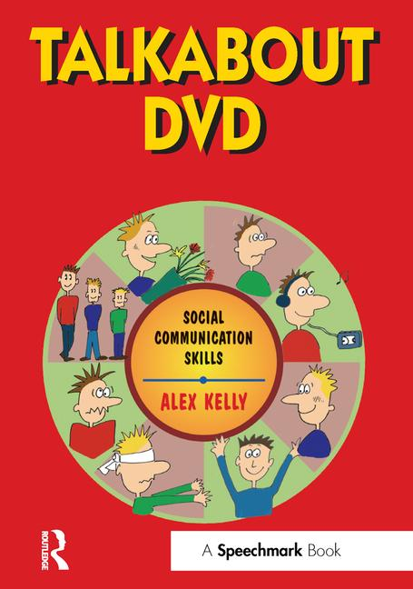 Talkabout DVD Social Communication Skills book cover