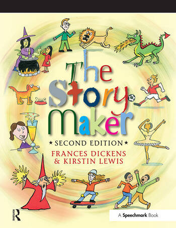 The Story Maker book cover