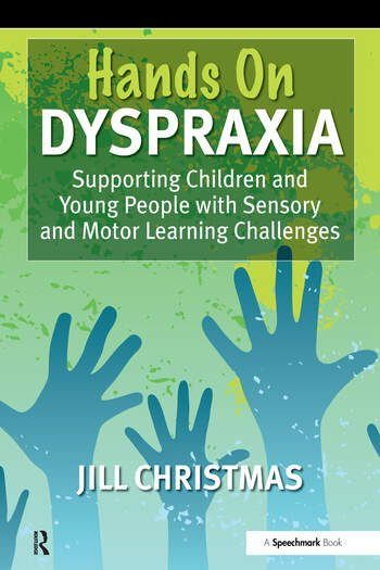 'Hands on' Dyspraxia book cover