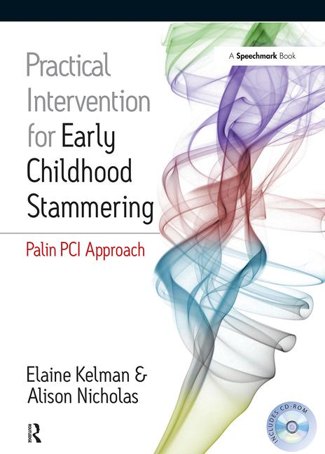 Practical Intervention for Early Childhood Stammering Palin PCI Approach book cover