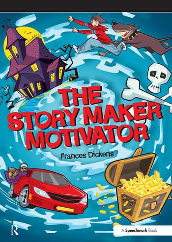 The Story Maker Motivator book cover