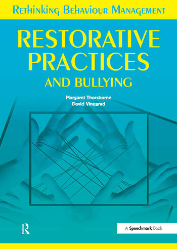 Restorative Practices and Bullying book cover