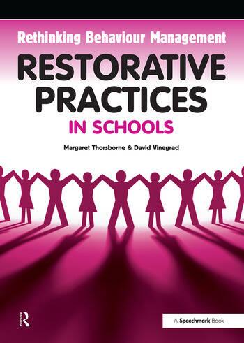 Restorative Practices in Schools book cover