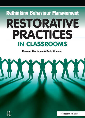 Restorative Practices in Classrooms book cover