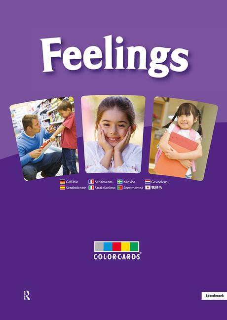 Feelings: ColorCards book cover