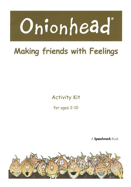 Onionhead Activity Kit Age 2-10 book cover
