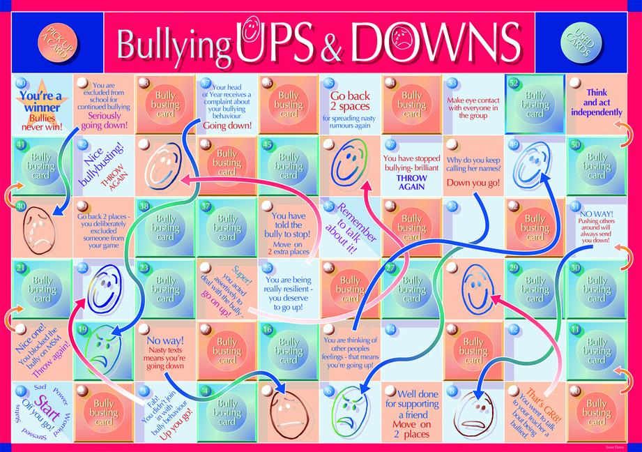 Bullying Up or Down Game book cover