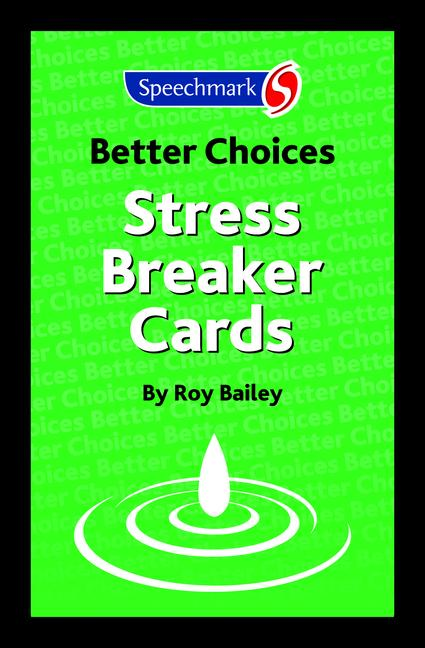 Stress Breaker Cards book cover