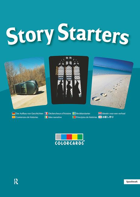 Story Starters: Colorcards book cover