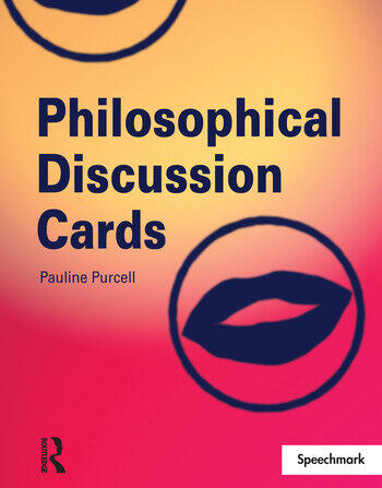 Philosophical Discussion Cards book cover