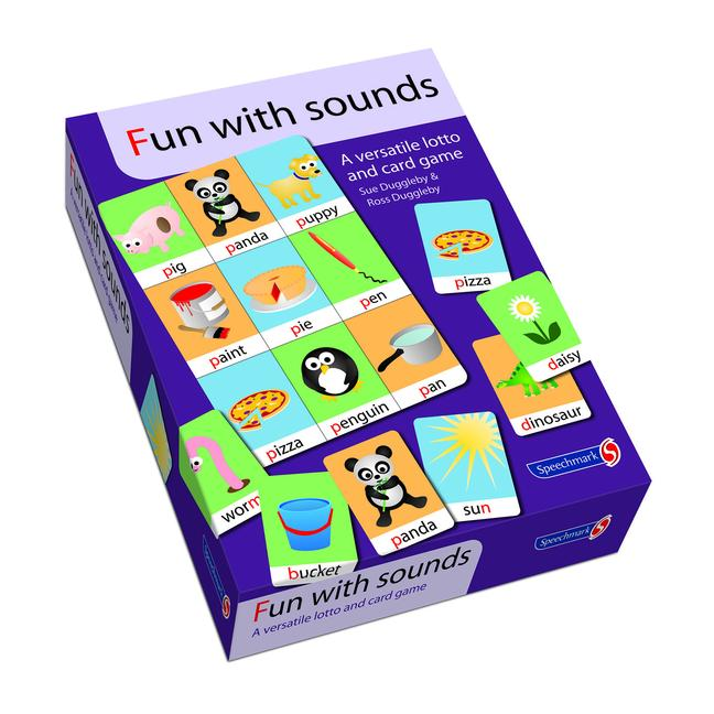 Fun with Sounds book cover