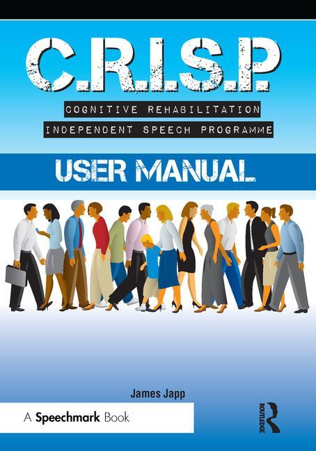 CRISP Cognitive Rehabilitation Independent Speech Programme book cover