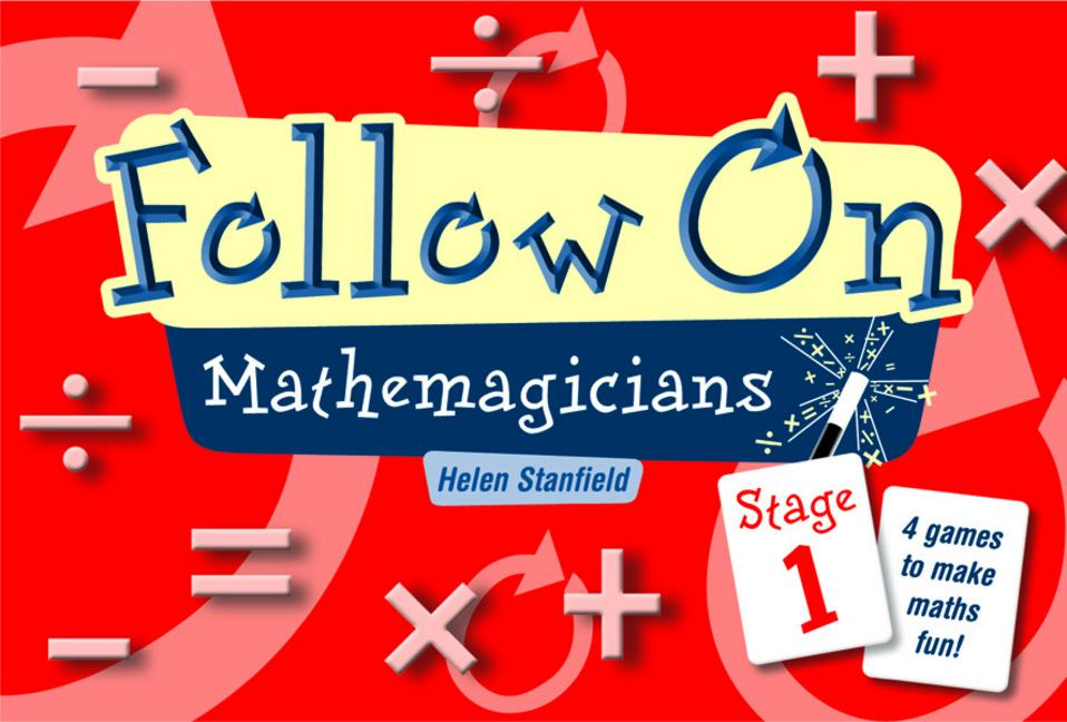 Follow on Mathemagicians Stage 1 book cover