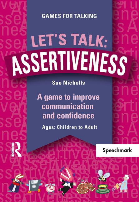 Let's Talk Assertiveness book cover