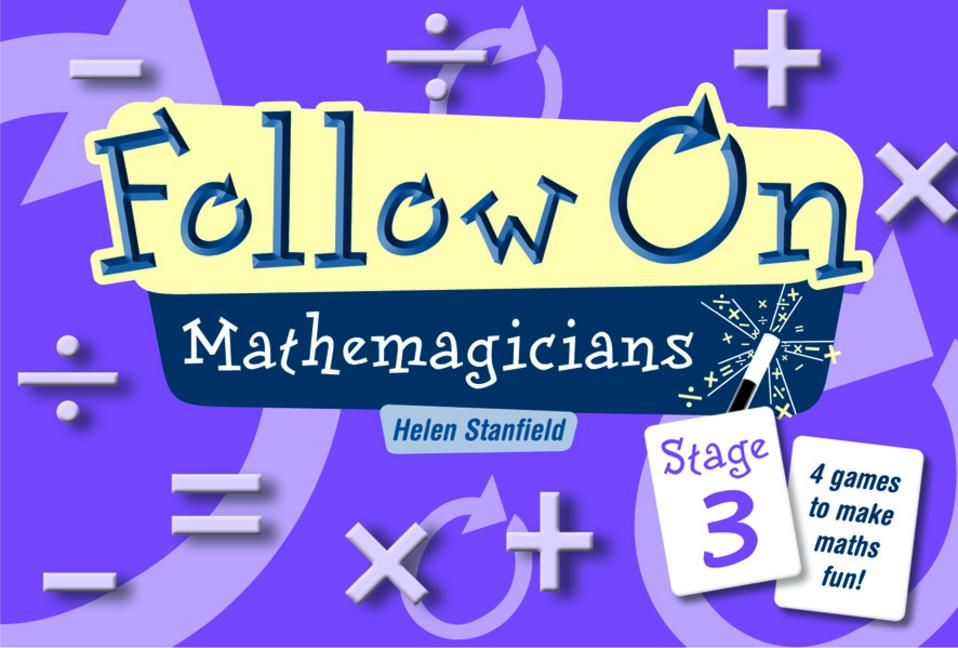 Follow On Mathemagicians Stage 3 book cover