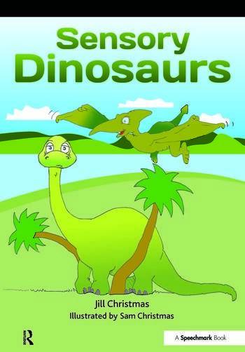 Sensory Dinosaurs book cover