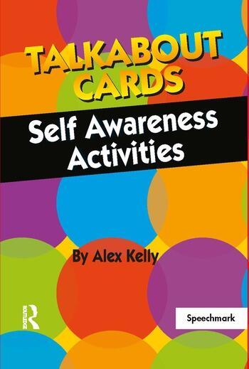 Talkabout Cards - Self Awareness Game Self Awareness Activities book cover