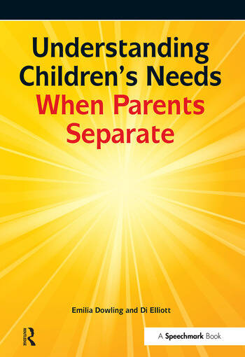 Understanding Children's Needs When Parents Separate book cover