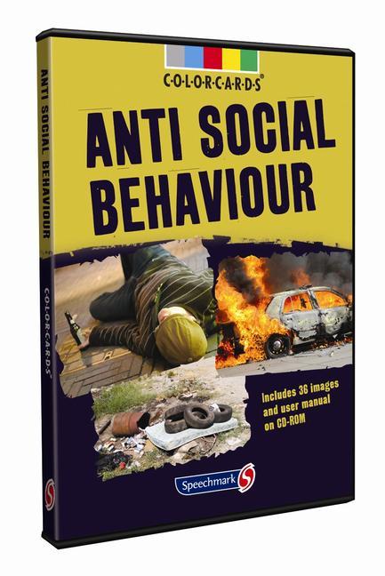 Anti-Social Behaviour: Colorcards CD book cover