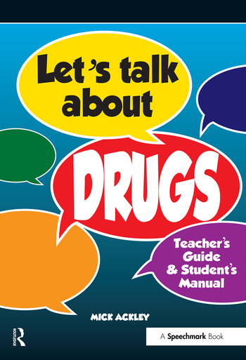 Let's Talk About Drugs Teacher's Guide & Student's Manual book cover