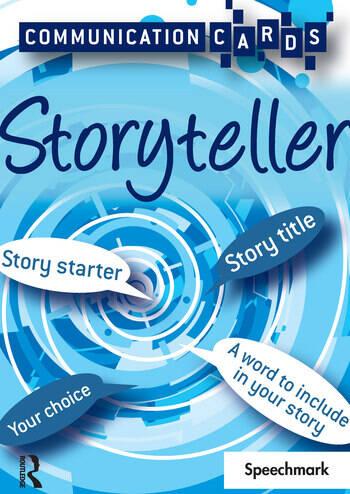 Storyteller - Communication Cards book cover