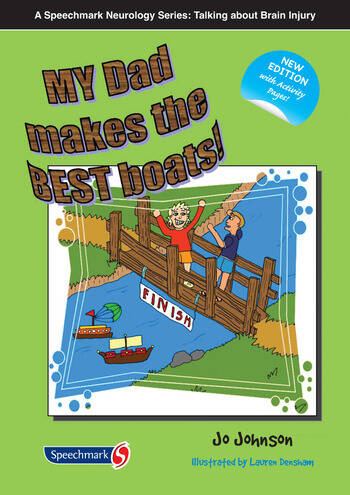 My Dad Makes the Best Boats book cover