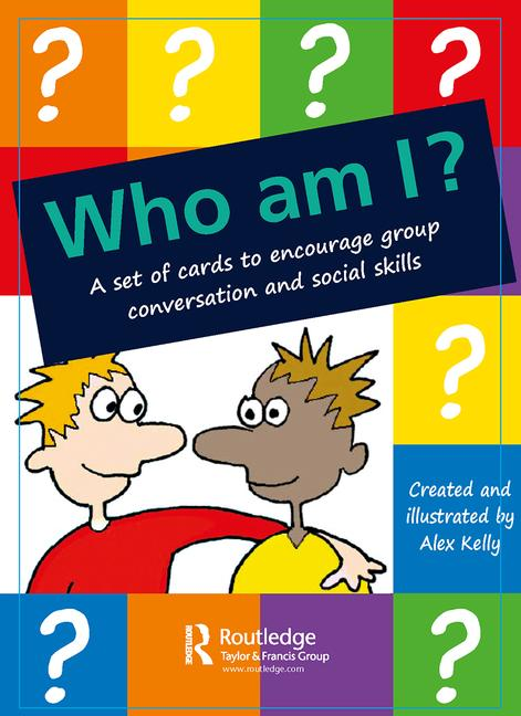 Who am I? Alex Kelly book cover
