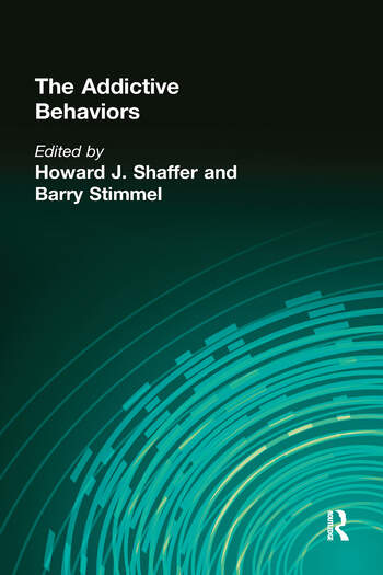 The Addictive Behaviors book cover